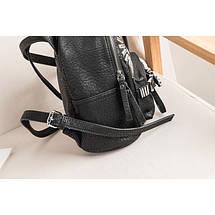 Рюкзак женский Alish TT черный, фото 3