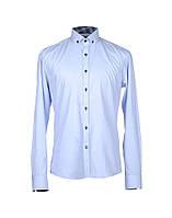Голубая рубашка Selected