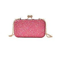 Вечерняя женская сумочка клатч Brady Crimson eps-6073