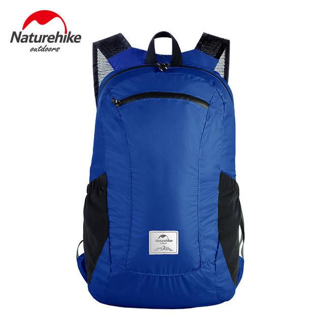 Городской компактный рюкзак Naturehike Ultralight 18 л