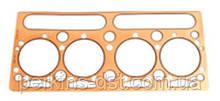 Прокладка гбц 36812125 для двигуна Perkins 4.203