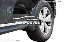 Брызговики для Subaru Forester 2012-2015 (полный комплект - 4-шт)