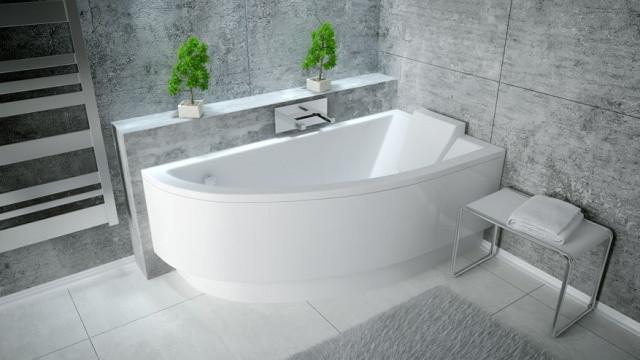 Ванна акриловая PRAKTIKA 150х70