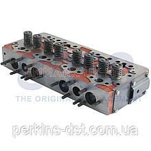 Головка блоку циліндрів двигуна Perkins 4.203