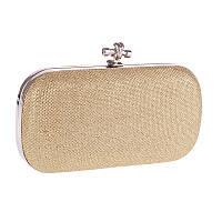 Вечерняя женская сумочка Bluebell Node Gold eps-6089