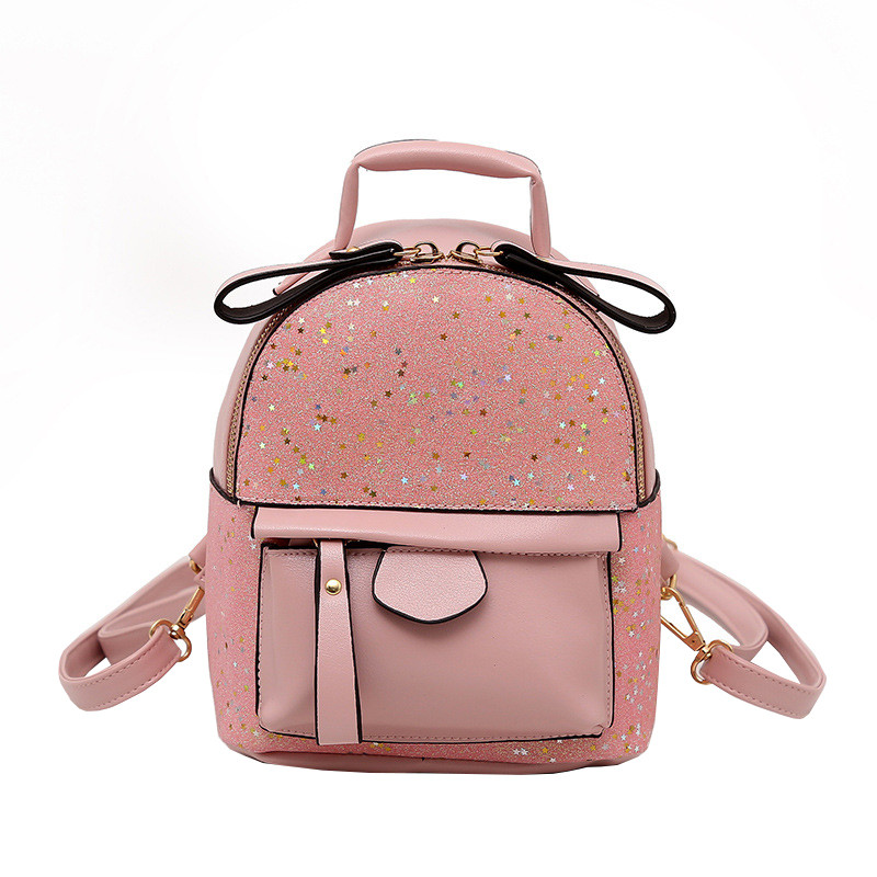 Рюкзак женский Star Pink розовый eps-8237