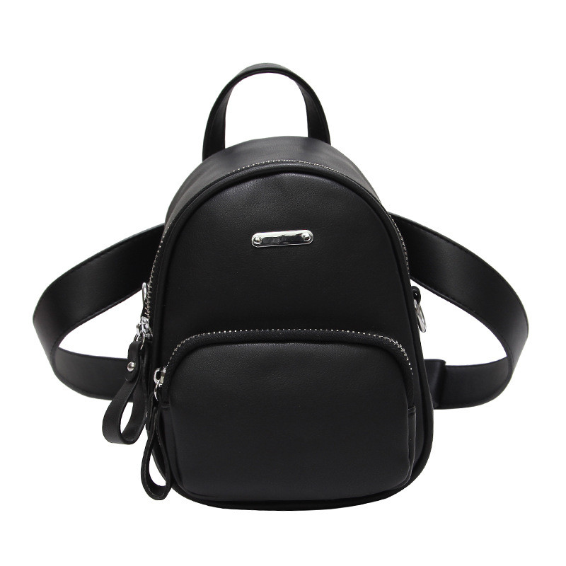 Рюкзак-сумка Lns Black черный eps-8240