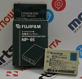 Оригинальный Аккумулятор для FujiFilm NP-95 для FinePix F30 | X100 | F31fd | Real 3D W1 | Fuji X-S1