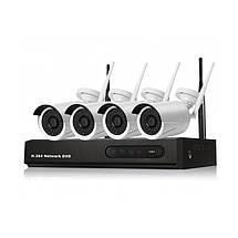 Wi FI беспроводной комплект видеонаблюдения, фото 2