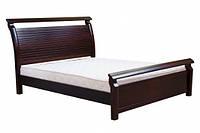 Кровать натуральное дерево Елисеевская Мебель Юкка 2