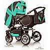 Коляска прогулочная детская Trans baby Prado Lux