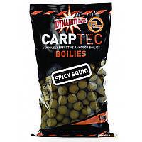 Бойлы тонущие Dynamite Baits CarpTec Spicy Squid 15mm 2kg