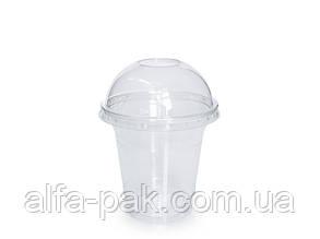 Стакан пластиковый ПЭТ 300 мл