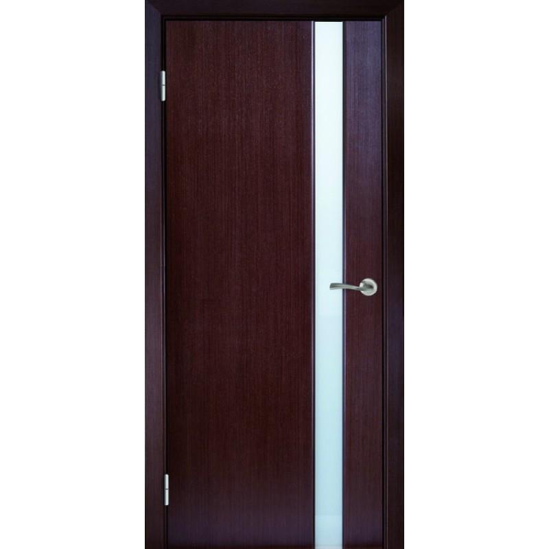 Міжкімнатні двері, шпоновані.
