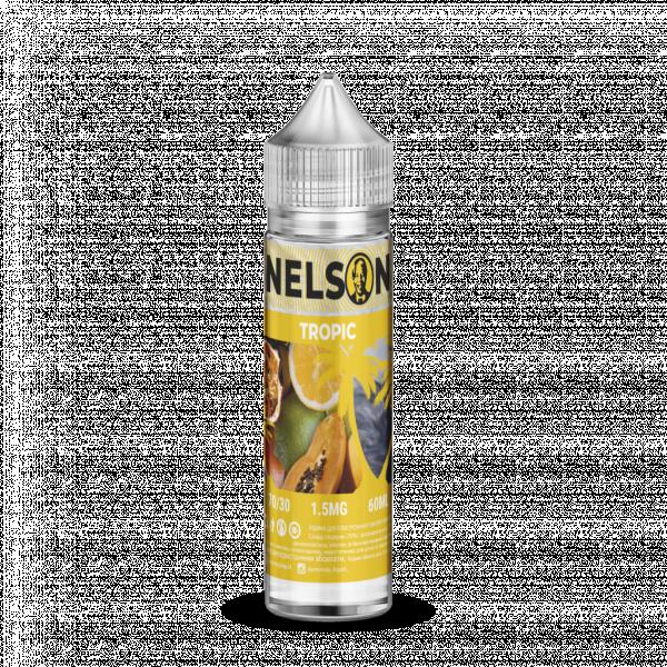 Жидкость для электронных сигарет Tropic Nelson