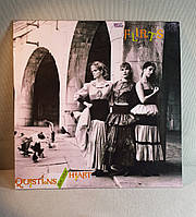 CD диск The Flirts - Questions Of The Heart, фото 1