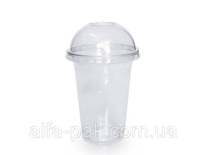 Стакан пластиковый ПЭТ 420 мл