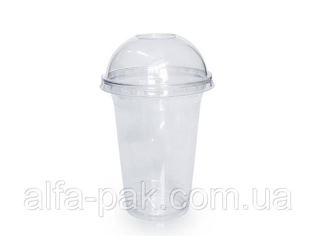 Стакан пластиковый ПЭТ 420 мл, фото 2