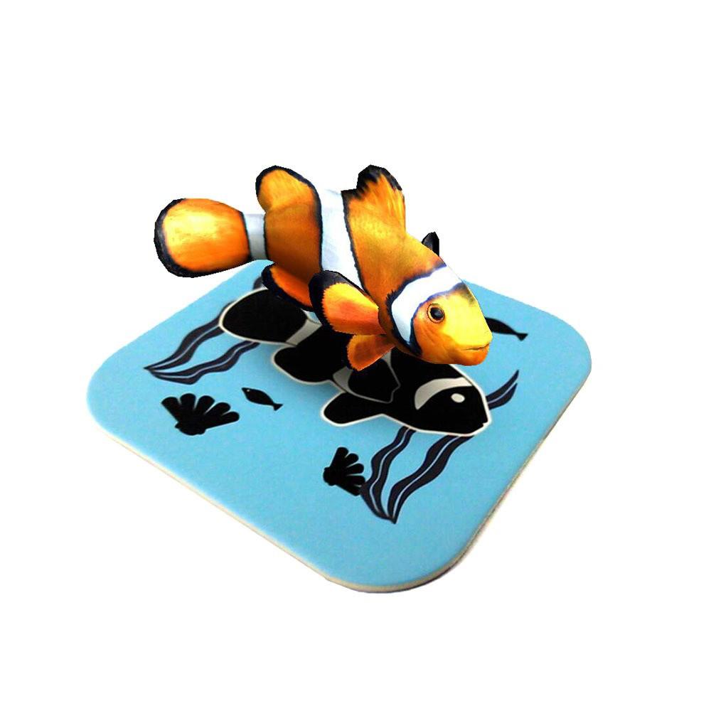 Развивающий набор SUNROZ Magic 3D card живые картинки для детского творчества Android/iOS (SUN0782)