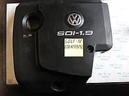 Накладка двигателя декоративная Golf 4 1.9SDI 038103925L №1