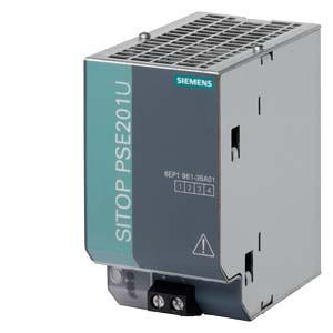 Буферный модуль Siemens SITOP для 6EP1X3X-3BAX0, 6EP1961-3BA01