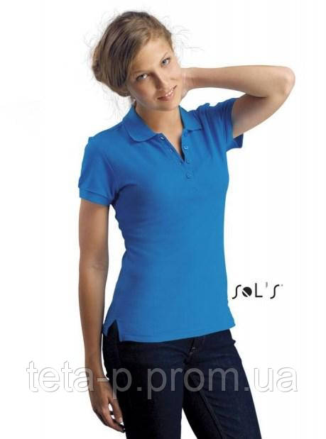 Поло (тениска) SoL'S PASSION женская