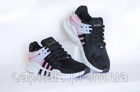 "Женские кроссовки Adidas ADV Equipment Support ""Black/Pink"""