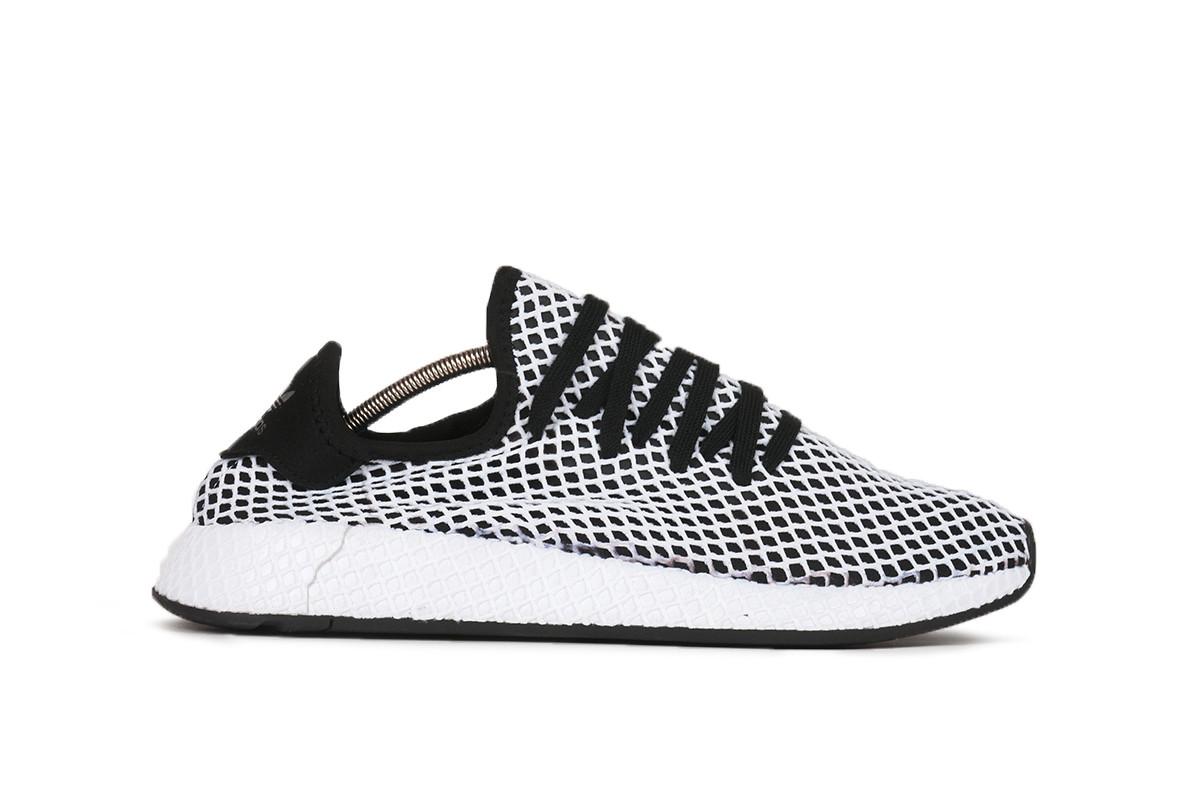 94c6d547 Кроссовки мужские сетка Adidas DEERUPT RUNNER (реплика) - купить по ...