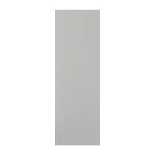 Дверца с петлями IKEA SKATVAL 60x180 см светло-серая 092.442.25