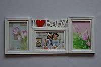 Рамка коллаж 1712 Baby 3 фото