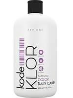 Шампунь для фарбованого (і знебарвленого) волосся Periche Professional Kode KLOR Daily Shampoo Care 500 мл.