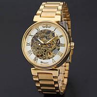 Механические мужские часы WINNER ROUND, фото 1