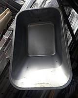Кузов к тачке строительной 1-колесной (усиленной) FORTE WB6414Т