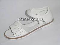 """Летняя обувь, босоножки, сандали  для девочек тм Сказка"""" размеры 34."""
