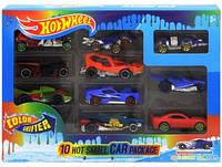 Машинки Hot Wheel меняющие цвет GBS889-10