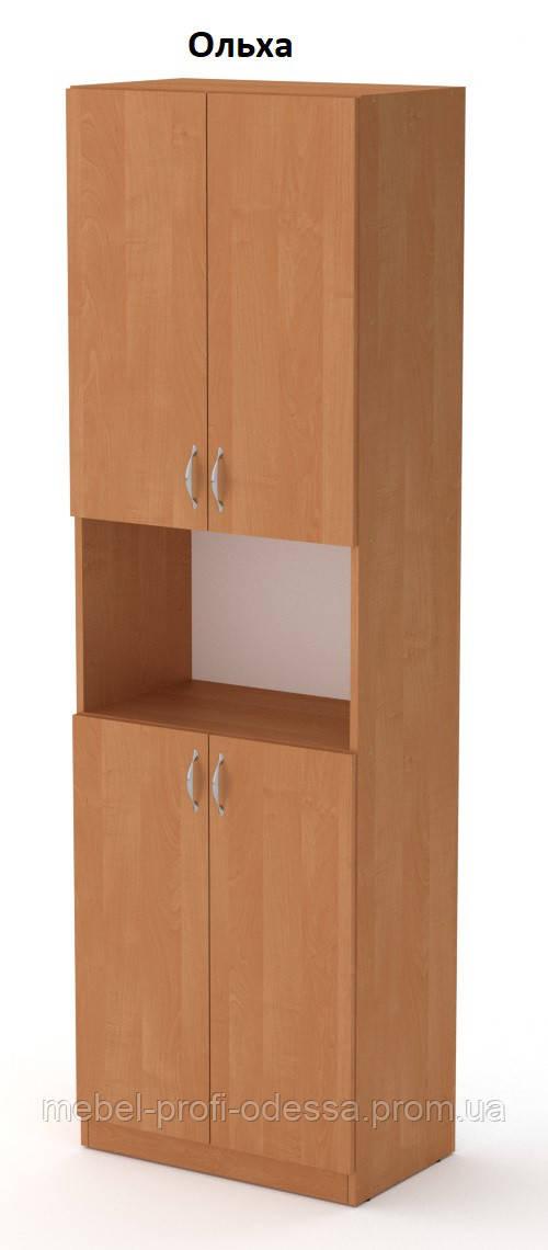 КШ 5 Компанит Шкаф стеллаж для книг и документов