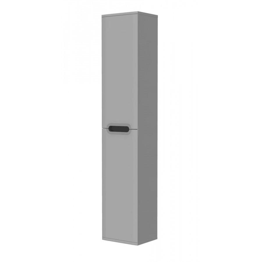 Пенал Ювента Prato (Прато) РrP-170 серый, 1700х330х250 мм