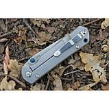 Нож Sanrenmu Land 910 Plus Satin, фото 3