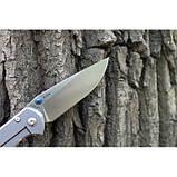 Нож Sanrenmu Land 910 Plus Satin, фото 4
