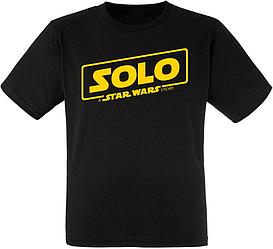 Футболка Solo: A Star Wars Story - Logo Yellow
