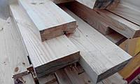 Брус сухий строганний 50х190мм Сосна 1-й сорт