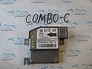 Блок управления airbag opel Combo C, 24417008