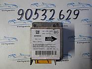 Блок управления airbag opel Tigra, 90532629