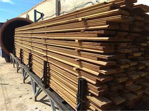 Оборудование для термической обработки (термомодификации) древесины