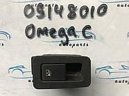 Кнопка стеклоподъемника Omega B, 09148010