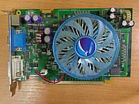 Видeокарта Albatron GeForce 8600GT 512 Мб DDR2 PCI-E нерабочая
