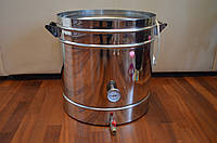 Мини-пивоварня на 98 литров с ТЭНом