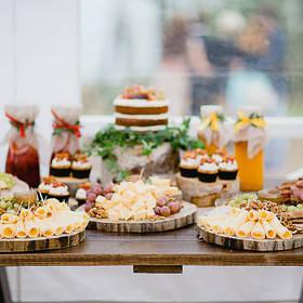 Сырный бар Cheese Bar на свадьбу