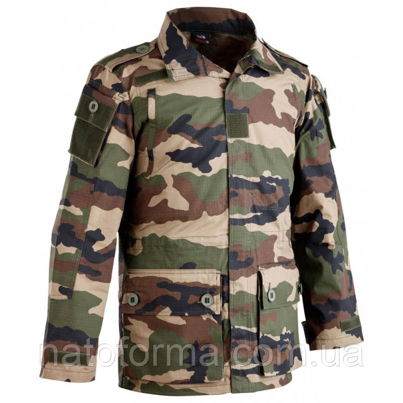 Китель, рубашка летняя, армии Франции, оригинал, новая