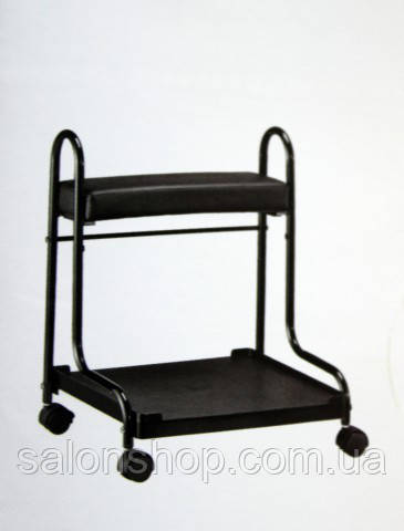 Тележка-подставка для педикюра L М-533 черная